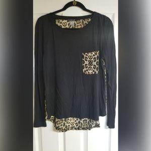Venus leopard shirt